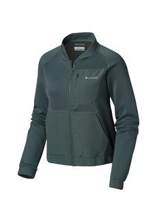 Columbia Women's Bryce Canyon Cropped Full Zip Jacket