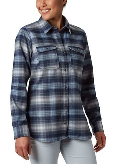 Columbia Women's Bryce Canyon Stretch Flannel