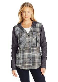 Columbia Women's Canyon Point Shirt Jacquard