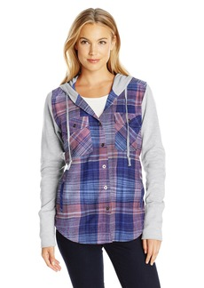 Columbia Women's Canyon Point Shirt Jacquard  X-Small