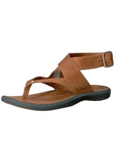 Columbia Women's CAPRIZEE SANDAL NUBUCK   Regular US