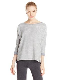 Columbia Women's Coastal Escape 3/4 Sleeve Shirt  Small