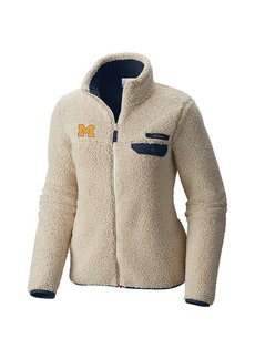 Columbia Women's Collegiate Mountain Side Heavyweight Fleece Jacket