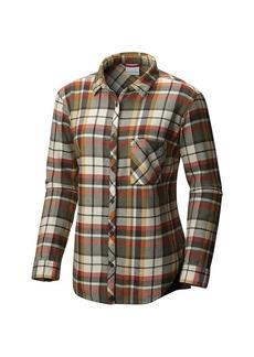 Columbia Women's Deschutes River Flannel LS Shirt