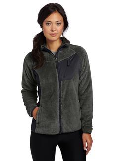 Columbia Women's Double Plush Sporty Full Zip Jacket