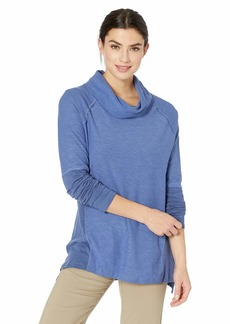 Columbia Women's Easy Going Long Sleeve Cowl eve M