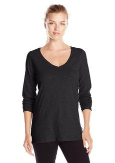 Columbia Women's Everyday Kenzie V Neck Long Sleeve Shirt