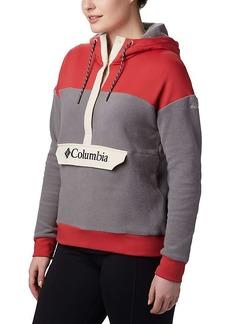 Columbia Women's Exploration Fleece Anorak