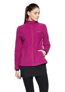Columbia Women's Fast Trek Ii Full Zip Fleece Jacket  S