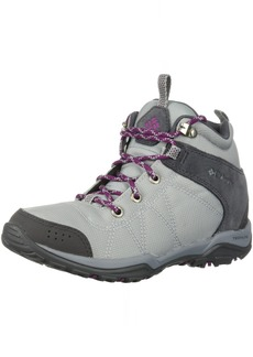 Columbia Women's FIRE Venture MID Textile Hiking Boot   Regular US