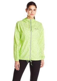 Columbia Women's Flash Forward Printed Windbreaker Jacket