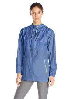 Columbia Women's Flashback Long Windbreaker Jacket