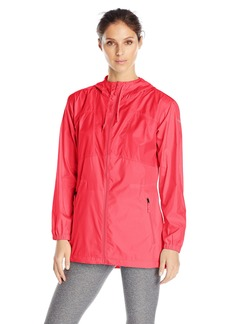 Columbia Women's Flashback Long Windbreaker Jacket  XL