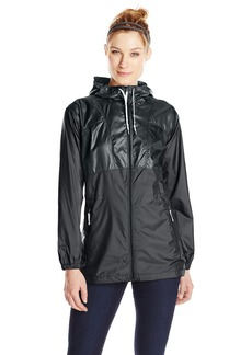 Columbia Women's Flashback W Windbreaker Long Outerwear black XS
