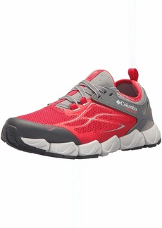 Columbia Women's Fluidflex X.S.R. Trail Running Shoe red Camellia melonade  B US