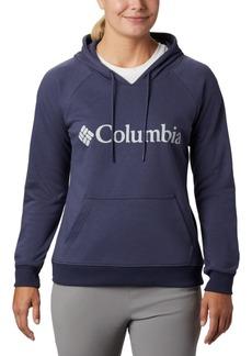 Columbia Women's French Terry Logo Hoodie