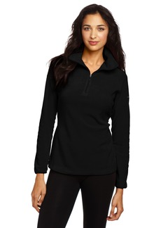 Columbia Women's Glacial Fleece III 1/2 Zip Jacket Black