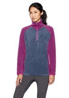 Columbia Women's Glacial Fleece III 1/2 Zip Jacket  M