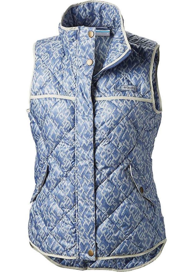 Columbia Women's Harborside Diamond Quilted Vest