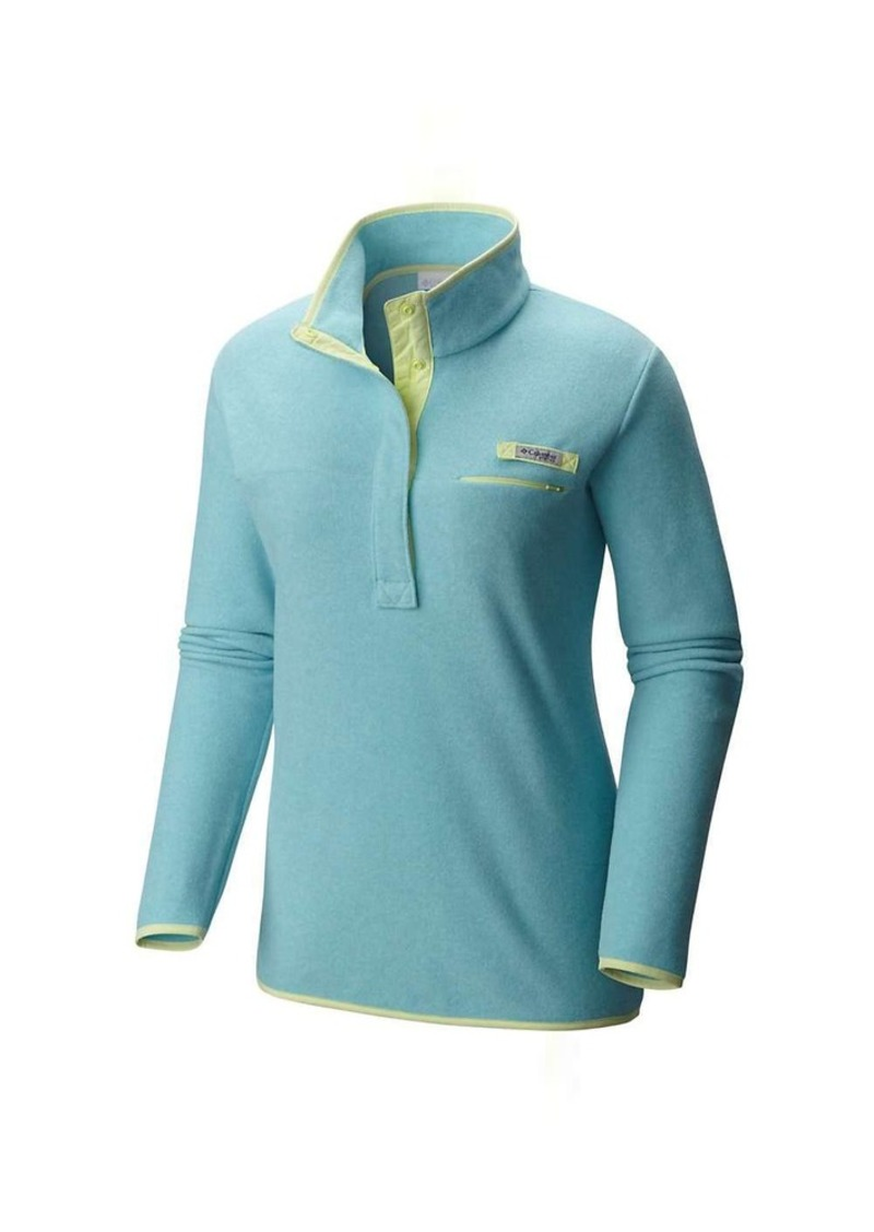 Columbia Columbia Women's Harborside Fleece Pullover Top ...