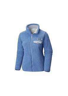 Columbia Women's Harborside Heavy Weight Full Zip Fleece Jacket