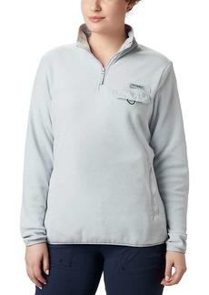 Columbia Women's Harborside II Fleece Pullover Top