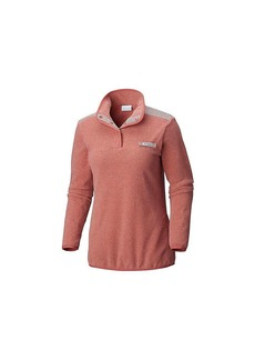 Columbia Women's Harborside Overlay Fleece Pullover