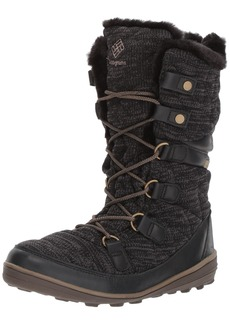 Columbia Women's Heavenly Chimera Omni-Heat Outdry Mid Calf Boot   Regular US