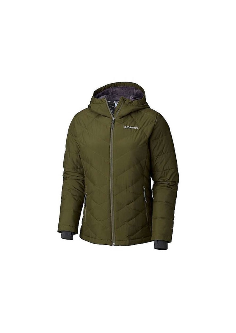 082812c168e Columbia Columbia Women's Heavenly Hooded Jacket   Outerwear