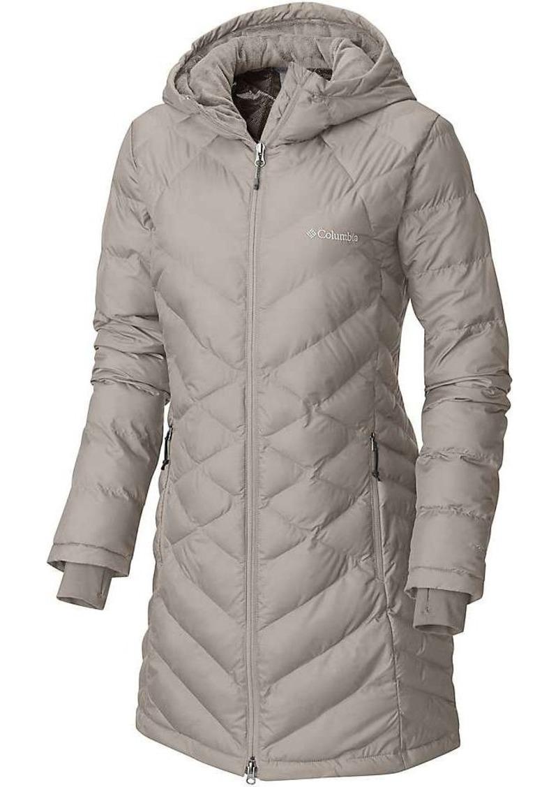 Columbia womens long jacket
