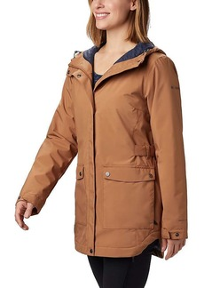 Columbia Women's Here and There Insulated Trench Jacket