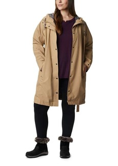 Columbia Women's Here And There Long Trench Jacket