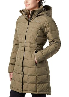Columbia Women's Hexbreaker Long Down Jacket