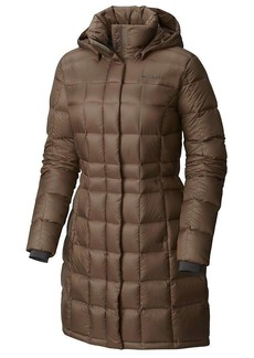 Columbia Women's Hexbreaker Long Down Jacket
