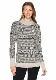 Columbia Women's Holly Peak Jacquard Long Sleeve Shirt