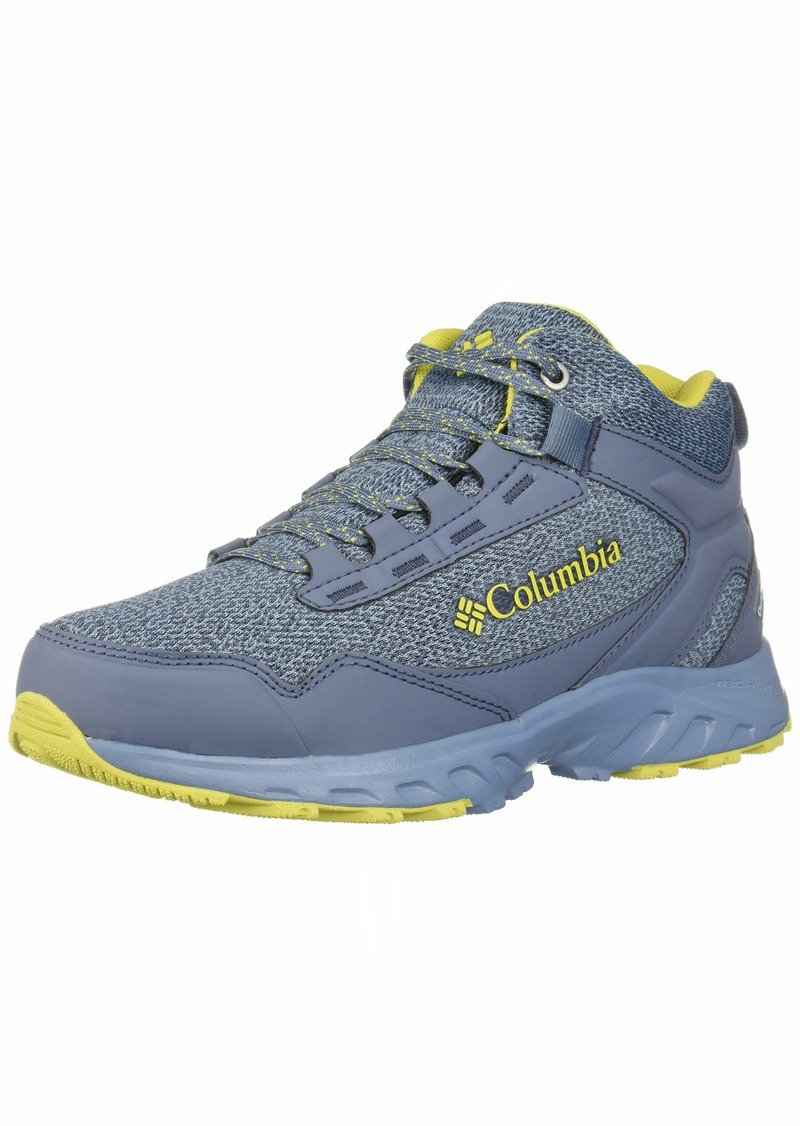 Columbia Women's IRRIGON Trail MID Knit Outdry Hiking Boot   Regular US