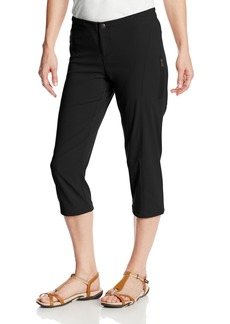Columbia Women's Just Right Ii Capri Pants -black x0