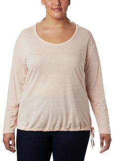 Columbia Women's Kickin It Solid Pullover