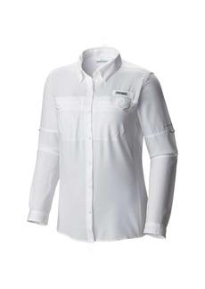 Columbia Women's Lo Drag LS Shirt