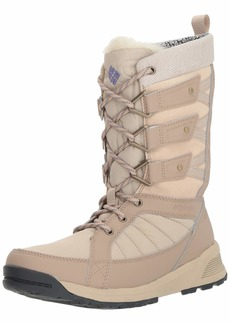 Columbia Women's Meadows Omni-Heat 3D Mid Calf Boot Ancient Fossil eve  Regular US