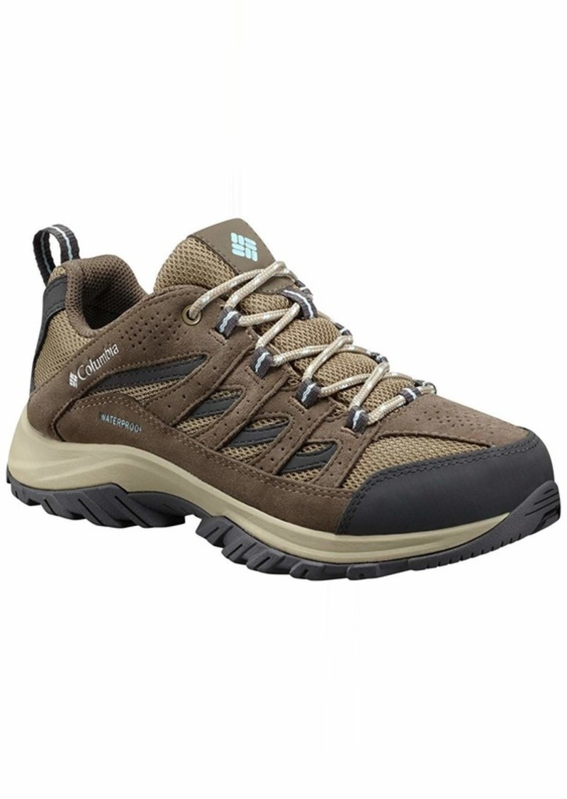 Columbia Women's Men's Crestwood Waterproof Hiking Boot   Regular US