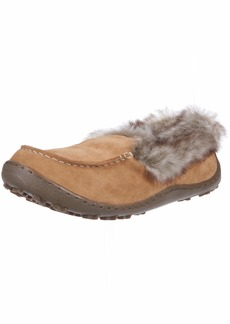 Columbia Women's Minx Omni-Heat Slipper elk ancient fossil  Regular US