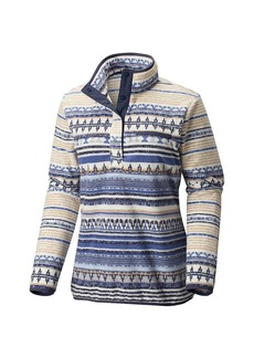 Columbia Women's Mountain Side Printed Pullover