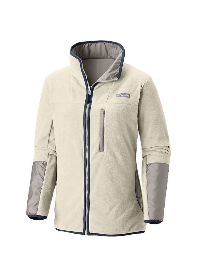 Columbia Women's Mountain Side Reversible Fleece Jacket