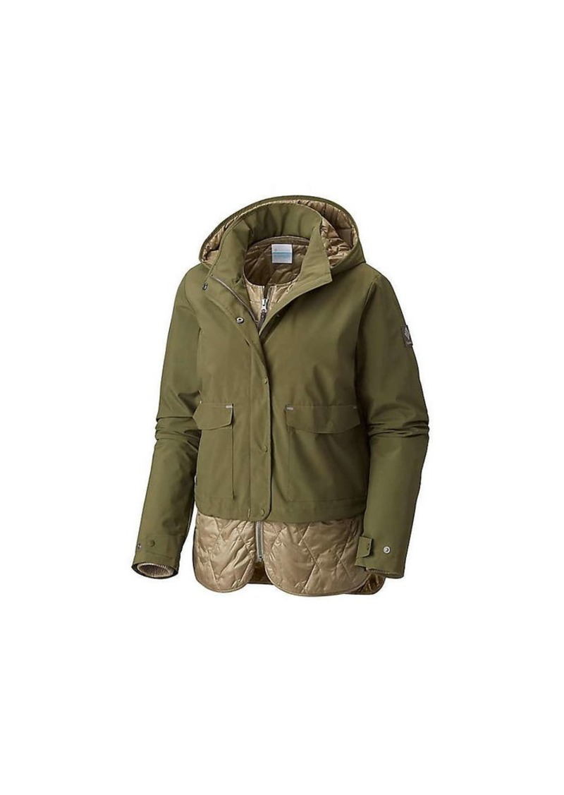 Columbia Women's Out And Back Interchange Jacket