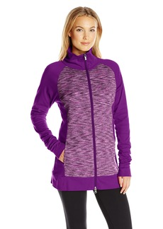 Columbia Women's Outerspaced Hybrid Long Full Zip Jacket