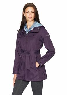 Columbia Women's Pardon My Trench Rain Jacket  XS