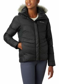 Columbia Women's Peak to Park Plus Size Insulated Jacket