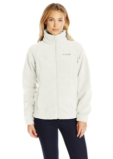 Columbia Women's Petite Benton Springs Full Zip Fleece Jacket - Medium -