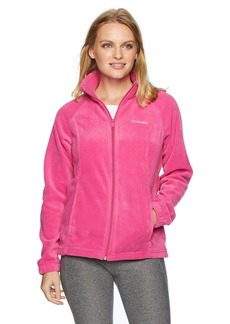 Columbia Women's Petite Benton Springs Full Zip Jacket  X-Large